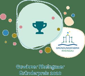 Gewinner Rheingauer Gründerpreis 2020